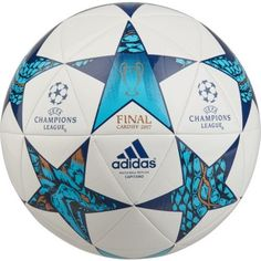 Adidas Finale Cardiff Top Training Soccer Ball Futebol ce09960bbefc4