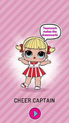 Pin by Lila Semer on Lol   Lol dolls, Lol, Doll party