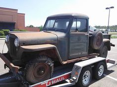 Willys Truck - Photo submitted by Sandi Metcalf.