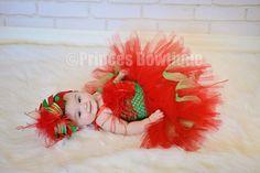 Jingle Belle Baby Girl Tutu Dresses: Buy Baby Headbands & Hair Bows at Princess Bowtique