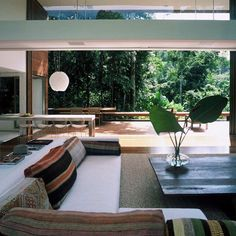 Arthur Casas • House In Iporanga • The architectural dream home built in the middle of the Amazon jungle of Brazil