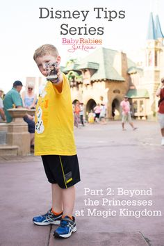 I started to title this Magic Kingdom For Boys, but that's narrow. I'm sure there are a lot of girls out there who aren't into the princess experience, just as I'm sure there are boys who would love to eat at Cinderella's castle and meet Anna & Elsa, and watch Tinkerbell fly overhead during the…