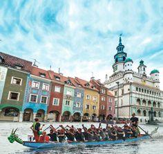 Mistrzostwa Świata w Smoczych Łodziach, Poznań 2014 https://www.facebook.com/Poznan/photos/a.392564567892.167471.376101312892/10152423937062893/?type=1
