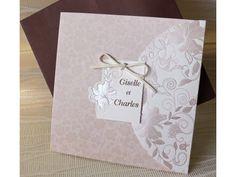 Invitación de boda 32825  #invitaciondeboda #bodastyle.com #invitacion