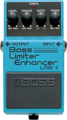 BOSS - LMB-3 | Bass Limiter/Enhancer