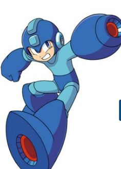 "Mega Man (Rockman in Japan), created by Akira Kitamura and Keiji Inafune, and nicknamed ""The Blue Bomber"" by fans, is a robotic character in the Classic Mega Man series. Animal robots, such as Rush, Beat and Tango, aid him as well."