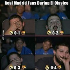 El Clasico for Real Madrid Fans