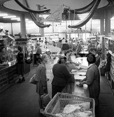 1961, Állami (Centrum) áruház