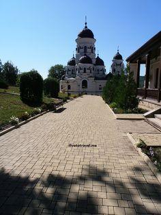 Capriana Monastery in #Moldova #photos #travel