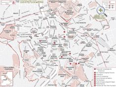 Rome in 1 day Great destination spots highlights itinerary Rome top tourist attractions map