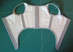 Elizabethan corset tutorial                                                                                                                                                     More