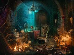 interior 4 by mySpaceDementia.deviantart.com on @deviantART