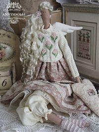 Annysdolls.com: Портфолио. Куклы Тильда, продажа кукол Тильда в Бресте. Тильды в Бресте.♡