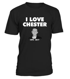 """Chester shirt Ben-ning-ton, In The End, Numb, Somewhere I Belong, Bleed it out, Hit The Floor, PaperCut, Crawling, The Catalyst, Faint, Waiting for the End   Chester Forever in our hearts,Chester was born in California    TIP: If you buy 2 or more (hint: make a gift for someone or team up) you'll save quite a lot on shipping.     To contact us via e-mail, please go to the section """"Frequently asked questions"""". 14287 sold, last day to order! We reached our minimum! The shirts w..."""