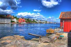 Lyngør, Norge  (Lyngor, Norway)