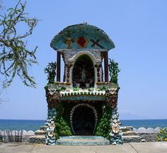 altar - just outside Dili, East Timor Macau, Brunei, Sri Lanka, Laos, Places Around The World, Around The Worlds, Timor Oriental, Dutch East Indies, World Travel Guide
