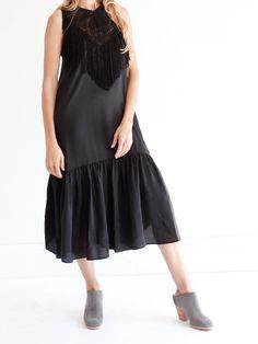 Ulla Johnson Sanna Dress - Raven