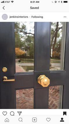 Front Door Design Hardware Exterior Lighting Interior House