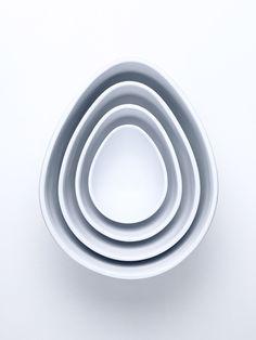 Egg Shape Dishes | Tal Silverman
