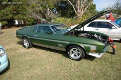 1972 Ford Mustang (Sprint Edition, Mach I, Mach1, Grande ...