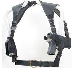 Ace Double Harness Horizontal Shoulder Holster $39.95