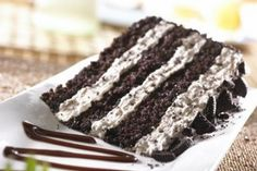 Oreo Ice Cream Cake Recipe | Yummly