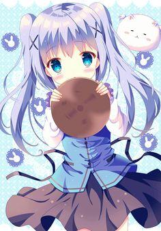 [Kawaii]You can never have enough Chino [GochiUsa] All Anime, Otaku Anime, Manga Anime, Anime Art, Anime Girls, Manga Art, Kawaii Art, Kawaii Anime, Sword Art Online