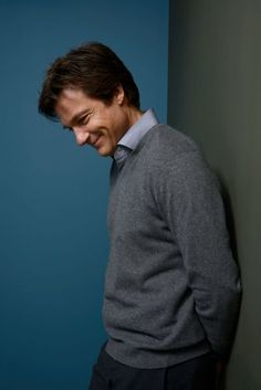 I met him on a movie set in Montreal and he's a really lovely man. Jason Bateman at the Toronto Film Festival