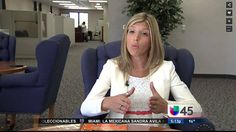 Univision story on HCDE's Alternative Teacher Certification program
