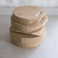 Our gorgeous garlic chopping boards from the deVOL Home Accessories range.
