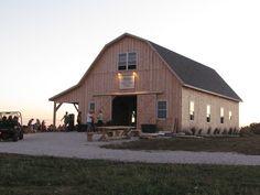 Gambrel Barn