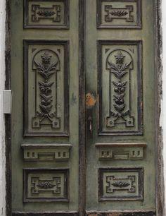 Door Patterns from Tallinn, Estonia #patternpulp