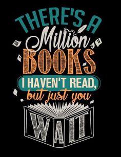 Haha, yes! Books & Hamilton