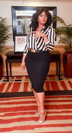 Welcome to Zeal live Blog: Celebrating Inspiring, Successful Journeys.: Alter Ego Actress Omotola Jalade Ekeinde becomes b...