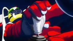 Esta animação sobre a vitória de Ayrton Senna no GP de Interlagos de 1991 é simplesmente sensacional