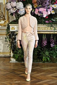 Alexis Mabille Haute Couture Fall-Winter 2013-2014, look 7.
