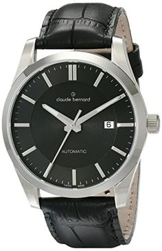Claude Bernard Sophisticated Classics Automatik 80092 3 NIN2 - http://uhr.haus/claude-bernard/claude-bernard-sophisticated-classics-80092-3
