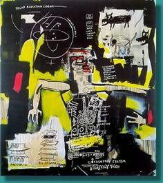 BASQUIAT Jm Basquiat, Jean Michel Basquiat Art, Basquiat Artist, Basquiat Paintings, Arte Pop, Outsider Art, American Artists, Art History, Illustration Art