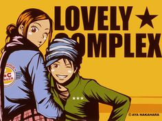 Similar Anime to Love Com / Similar Anime to Lovely Complex