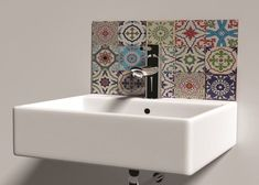 New Year's Eve Party Decoration Ideas! Morrocan Decor, Moroccan Tiles, Wall Dining Table, Bathroom Splashback, Low Bookcase, Downstairs Toilet, New Years Decorations, Tile Design, Cool Kitchens