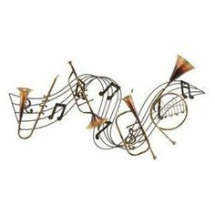 Benzara 13876 Music Rhythm Concert Metal Wall Art Decor Sculpture by Benzara. $52.76. Manufactured to the Highest Quality Available.. Great Gift Idea.. Design is stylish and innovative. Satisfaction Ensured.. Benzaras exclusive and trendy home decor accents nautical decor accessories and furniture products from India has gained itself a reputation due to the high quality and detail at affordable prices. The collection includes a vast selection of metal wall decor g...