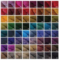 Harrisville Designs | wool | Shetland 10-12 epi + Highland 8-10 epi