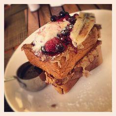 #breakfast #frenchtoast #terranea - @jiggymonster- #webstagram