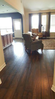Yes sir!  Wood floor installation in Katy Texas