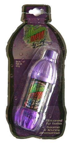 Mountain Dew lip balm | Flickr - Photo Sharing!