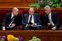 New policy lets female reporters attend all-male Mormon priesthood session | The Salt Lake Tribune