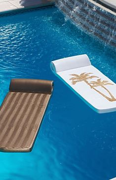 Our World's Finest Pool Float delivers incredible full-body support and nearly unsinkable buoyancy. Ours exclusively, these are the thickest and most durable floats you'll find.  | Frontgate: Live Beautifully Outdoors