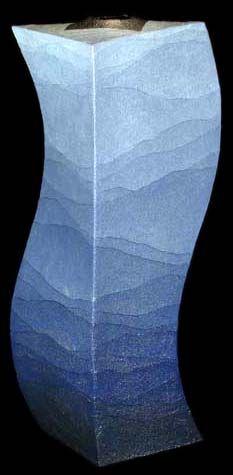 Zenji Miyashita : vase