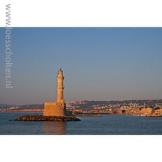 #Greece, Crete, Chania, Lighthouse