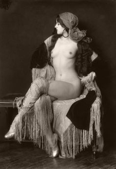 Virginia Biddle, by Johnston